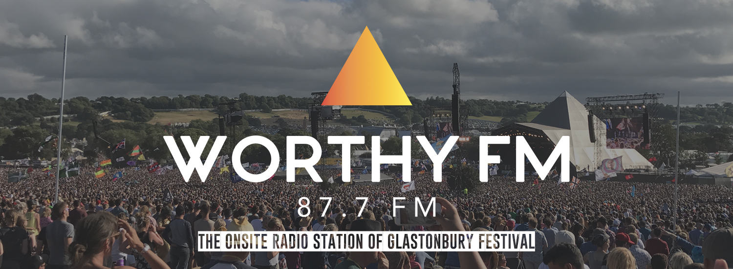 Worthy FM Website Header Image
